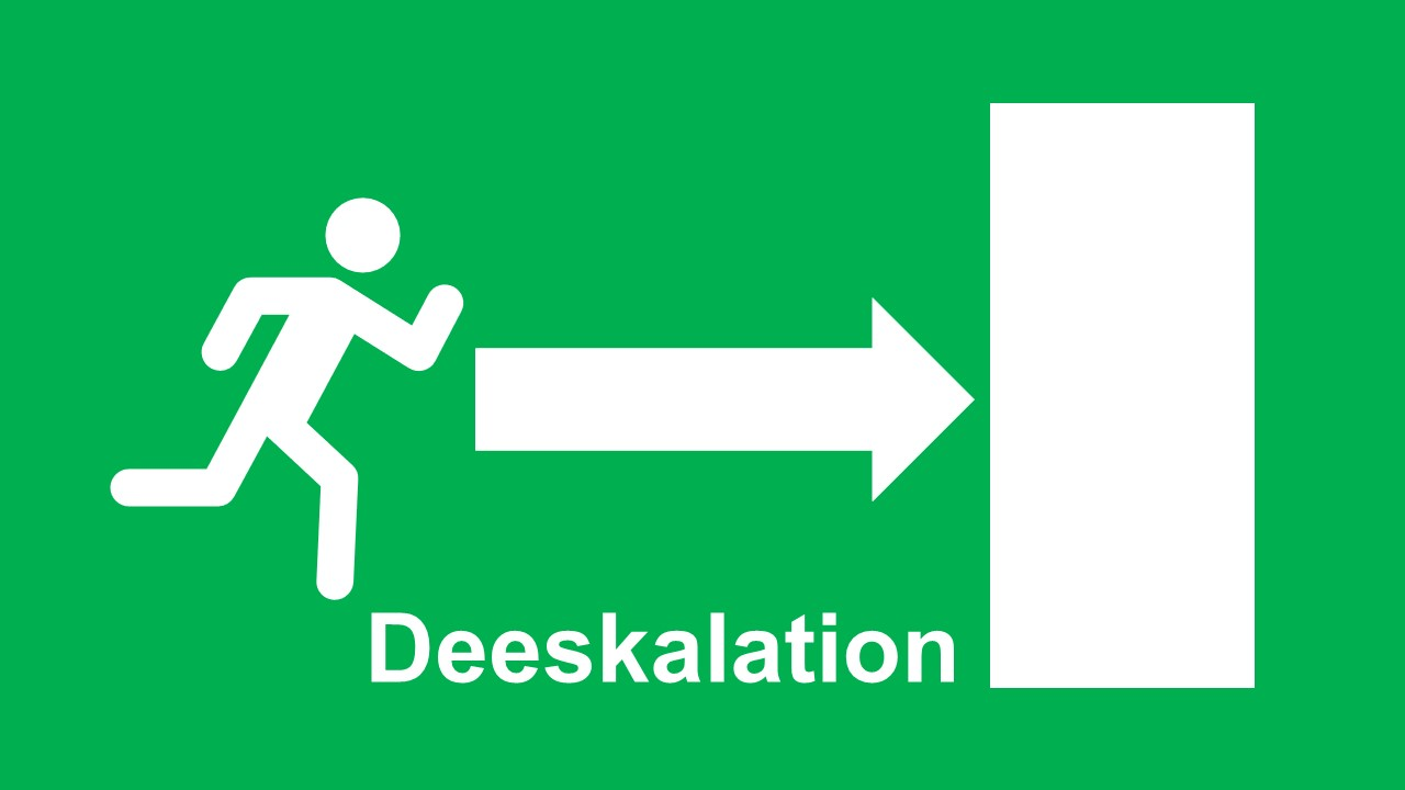 Präventions- und Deeskalationstraining